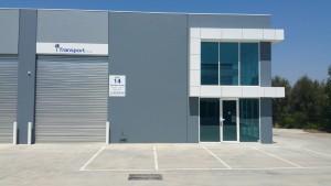 iTransport| Melbourne Warehouse